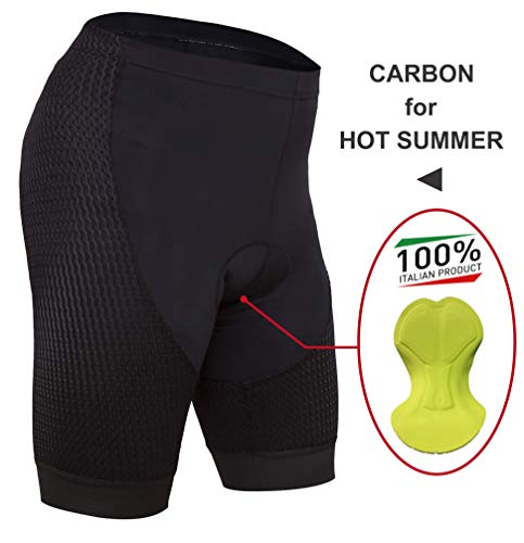 Ceroti Indoor Cycling Shorts For Men