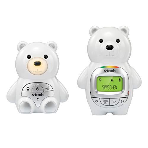 VTech 80-115101 Babyphon BM2300B, Babymonitor, Mehrfarbig