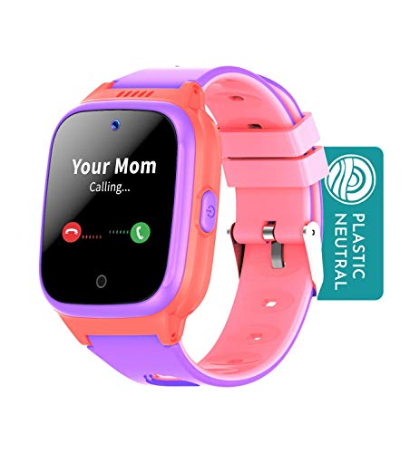 COSMO Smartwatch - 4G Kids Smart Watch – Includes 3 Months Unlimited Data - 2-Way Voice...