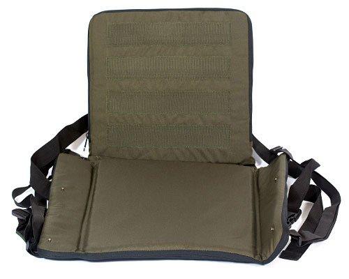 Stealth Gear cuscino verde