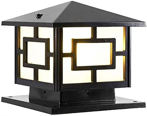 Easy-to-use zeyujie Wall AC Max 40% OFF Outdoor Post Aluminum E2 Lights Landscape Modern