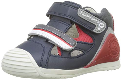 Biomecanics Baby Boys' 192127 Sandals, Blue (Azul Marino (Sauvage) 23UK Child