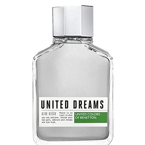 Perfume United Dreams Aim High Masculino Eau de Toilette 200ml