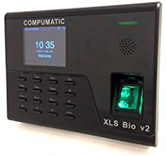 One touch fingerprint verification, 3000 finger template capacity. TCP/IP Ethernet communication (wired and WiFi included) or USB drive download. Constant computer connection NOT required, high capacity punch memory stores up to 50000 transactions be...