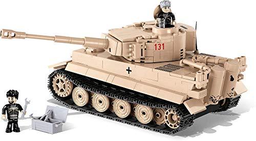 Cobi 2519 - SD.KFZ.181 Tiger I AUSF. E Tanque 131