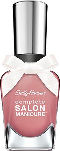 Sally Hansen Complete Salon Manicure, Nagellack mit Keratin, Hochzeitskollektion, Fb. 321/240, pink pong