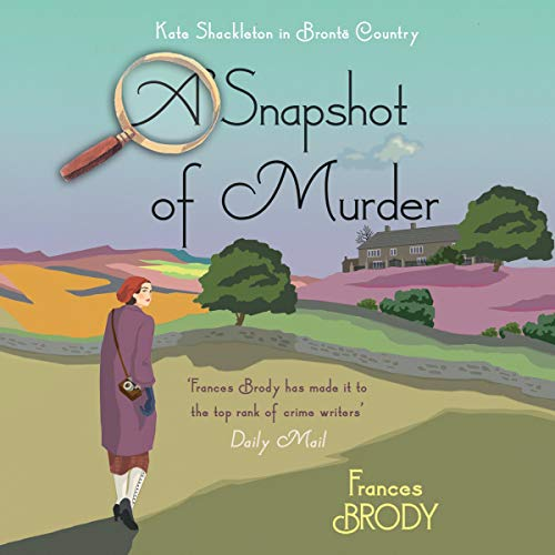 A Snapshot of Murder audiobook cover art
