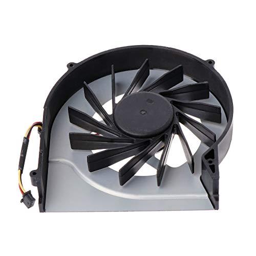 Yoging - Ventilador de repuesto para ordenador portátil HP- Pavilion DV7-4000 / DV6-4000 / DV6-3000, HASEE A560P / K580P / K580S