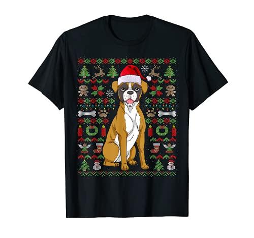 Bóxer feo para perro de regalo de Camiseta
