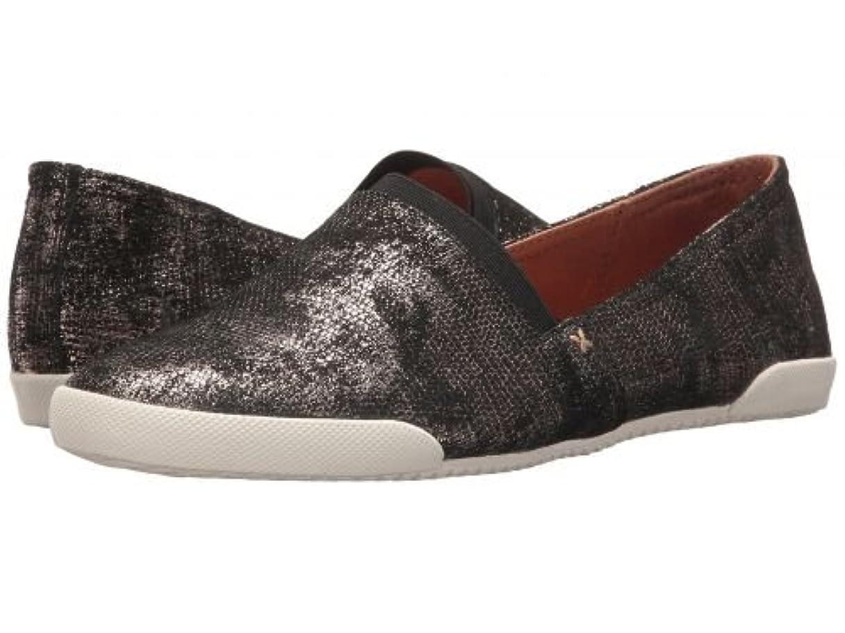 それら歌詞押し下げるFrye(フライ) レディース 女性用 シューズ 靴 スニーカー 運動靴 Melanie Slip On - Gold Metallic [並行輸入品]