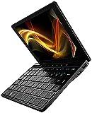 GPD Pocket 2 ,Ultra Mobiler Mini PC Laptop 7' Touch Screen Windows 10 System CPU Intel Celeron 3965Y Graphics 615 8GB RAM/256GB Storage (Black)