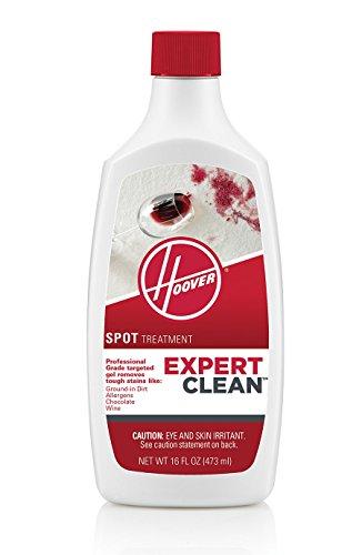 Hoover Expert Clean Spot Gel Treatment for Carpet, Stain Remover, 16 oz, AH15077, White