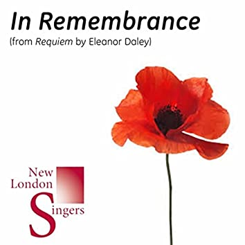Eleanor Daley: In Remembrance (From Requiem)