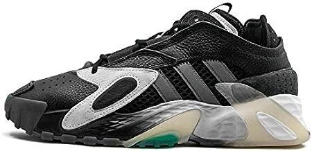 adidas Mens Streetball Cblack/Ftwwht/Hiraqu Ee4968 - Size 8