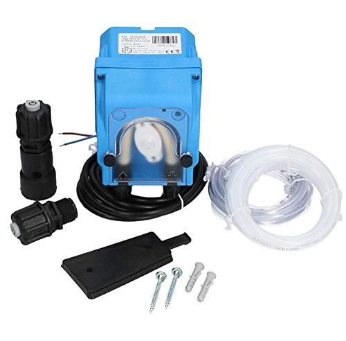 Happy Products Peristaltische Dosierpumpe Perfect für Ihren Pool - 230 Volt
