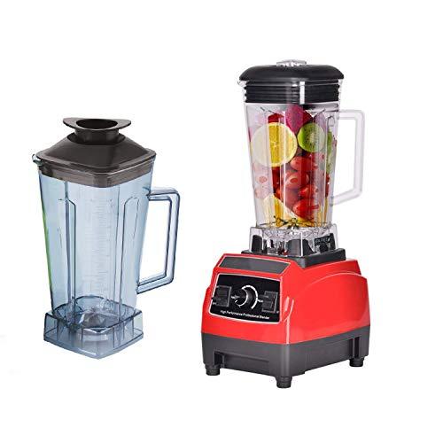 BMS Lifestyle 101HSB-BPA-Free Machine 100% German Motor Technology Food Heavy Duty Blender...