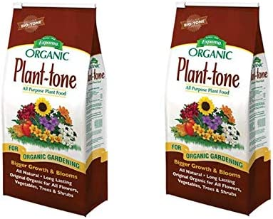 Espoma Japan Maker New PT4 4-Pound Plant-Tone Organic 5-3-3 Food Plant 2-Pack Popular brand in the world