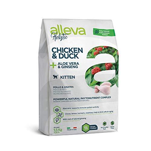 Breeds Holistic Chicken & Duck + Aloe Vera & Ginseng (Kitten) 1.5 kg