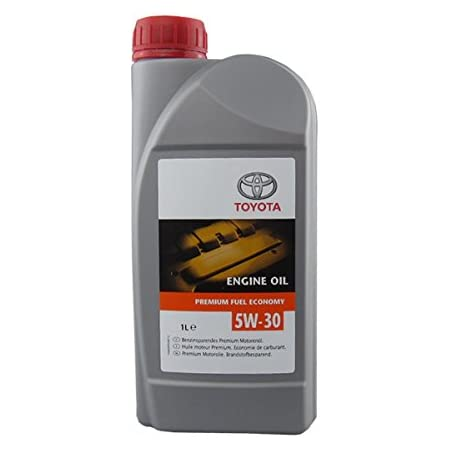 Toyota Motoröl Sae 5w 30 Premium Fuel Economy 1 L Auto