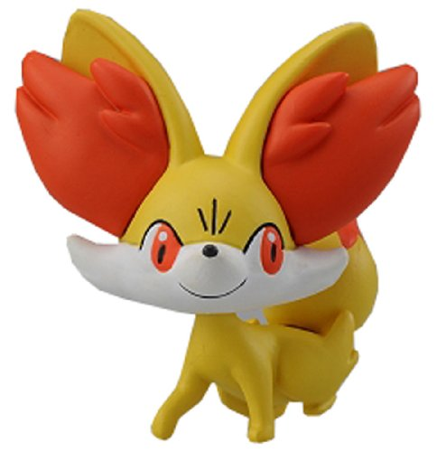 TAKARA TOMY Takaratomy Officiel Pokémon X et Y Mc-006 ~ 5,1 cm Feunnec/Fokko Action Figure