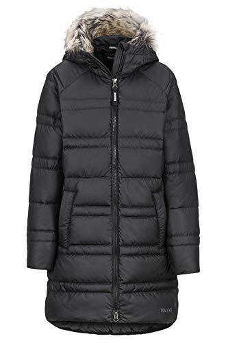 MARMOT baby-girls Kids Montreaux II Winter Coat , Black , X-Large