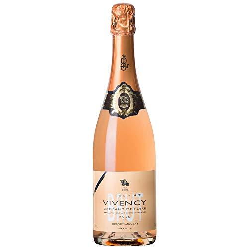 Vivency Cremant de Loire Rosé 0.75 Liter