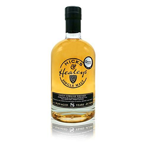 Hicks & Healeys Single Malt Whiskey 8 Years