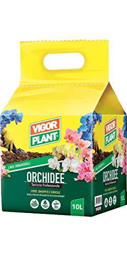 Materias TERROSAS para todas las orquídeas RICOS semi-ricos y TERRICOLE envase de...
