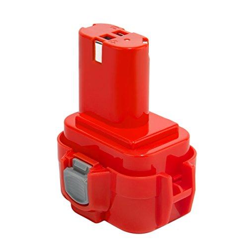 Shentec 9.6V 3.5Ah Ni-MH Batería reemplazo para Makita PA09 9100 9120 9122 192595-8 192596-6 192638-6 193977-7 638344-4-2