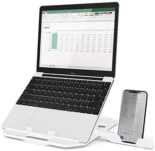 Ajuste altura ordenador portátil soporte plegable