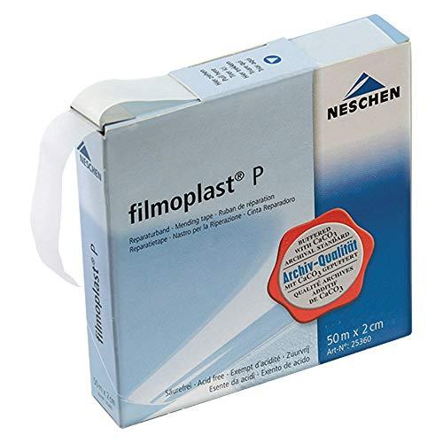 Neschen Filmoplast P Archiv-Klebeband, 20,3 x 164 m