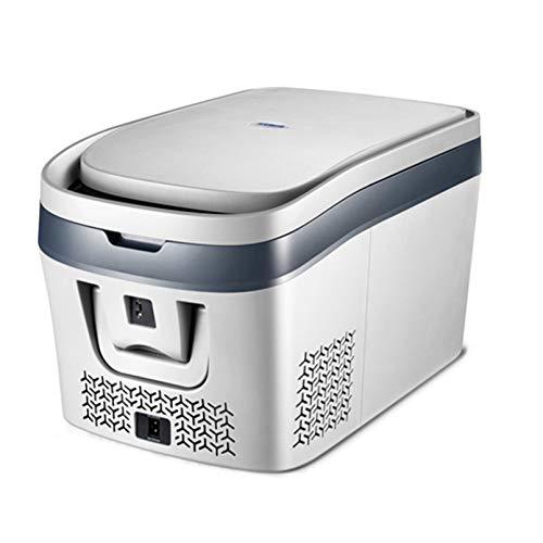 Nevera Neveras Congelador Refrigerador Nevera Portatil con Compresor 12V 24V/220-240V Nevera Electrica...