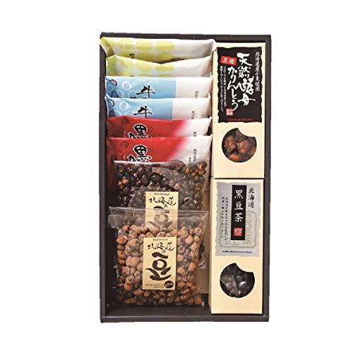 北海道 かりんとう 北かり お茶の時間 詰め合わせ