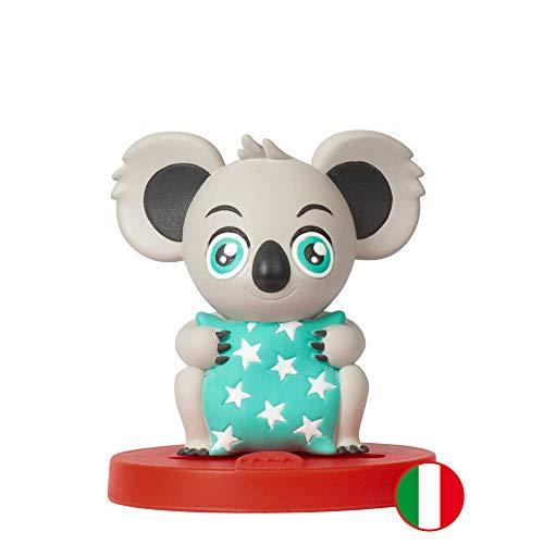 FABA Personaggio Sonoro Le Coccole della Buonanotte - Canzoncine - Giocattolo, Contenuti Educativi, Versione Italiana, Bambini 0+ anni