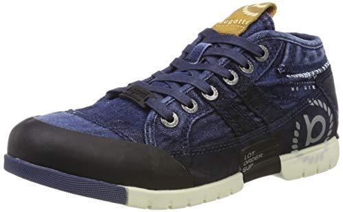 bugatti Herren 322656016900 Sneaker, Blau, 43 EU