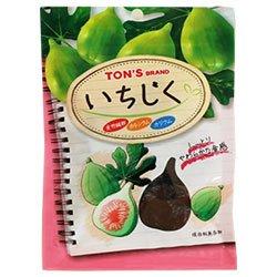 東洋ナッツ食品 トン いちじく 100g×10袋入×(2ケース)