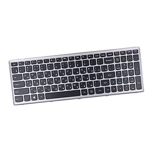 H HILABEE Laptop-Tastatur/Notebook Keyboard RU QWERTY für Lenovo Z500 Z500A Z500G