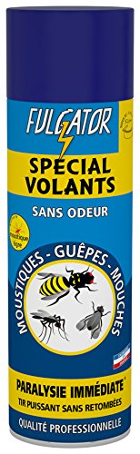 FULGATOR - Insecticide SPÉCIAL VOLANTS