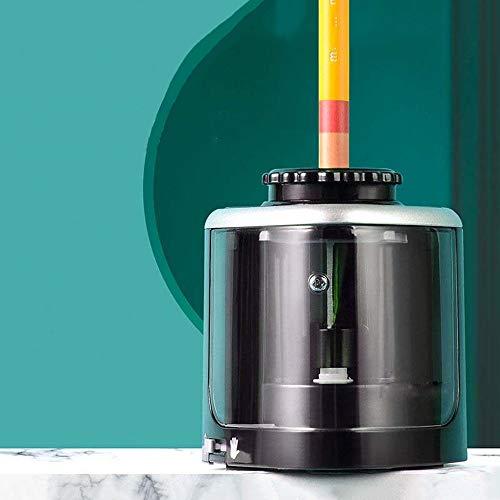 ZYX Affitti per Matita elettrica con Contenitore, temperamatite Automatico, Batteria per la Scrittura di casa e Ufficio in Classe