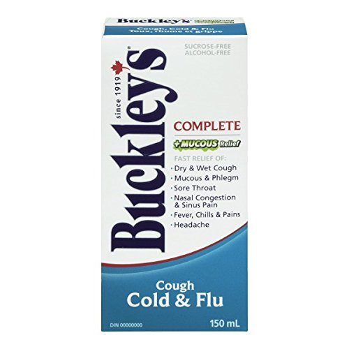 Buckley's Complete 'MUCUS RELIEF' Syrup Extra Strength for relief of COUGH - 150 ml