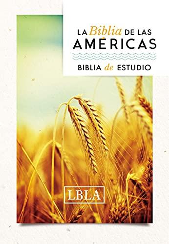 Compare Textbook Prices for LBLA Biblia de Estudio, Tapa Dura Spanish Edition Gld Edition ISBN 9780829768060 by La Biblia de las Américas  LBLA