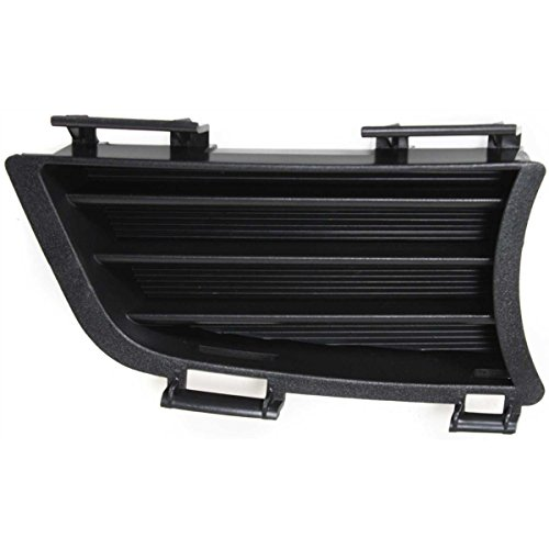DAT AUTO PARTS Bumper Grille Replacement for 2005-2008 Pontiac Vibe Black Lower Outer Right Passenger Side GM1036111