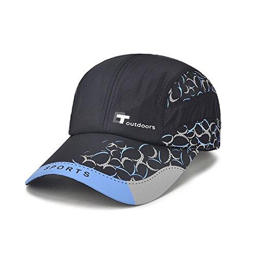 Nuevos Sombreros de Viaje para Hombres y Mujeres con protección Solar, Sombreros para el Sol, Sombreros de Moda de Secado rápido, Gorras de béisbol, Gorras