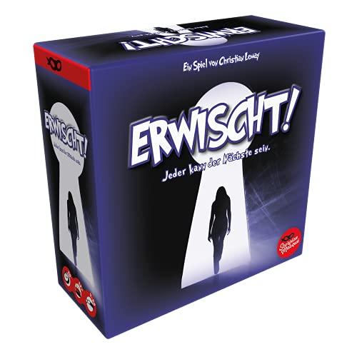 Asmodee Erwischt!, Partyspiel, Deduktionsspiel, Deutsch
