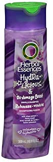 Herbal Essences Hydralicious + De-damage Boost Swirls Shampoo 10.1 Fl Oz