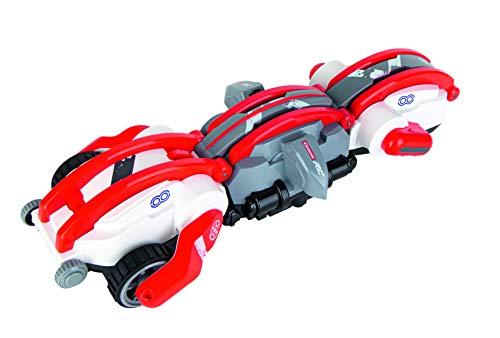 Carrera RC 2,4GHz FoldNRoll Racer I ferngesteuertes Auto ab 6 Jahren I Stunt-Car mit Fernbedienung, Akku & Batterien I Spielzeug für Kinder & Erwachsene I für drinnen & draußen I sofort einsatzbereit