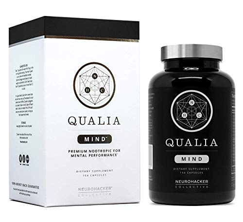Qualia Mind Nootropics (154 Ct)