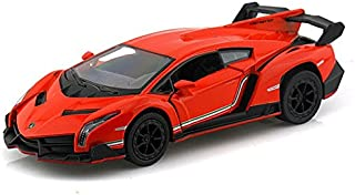 Lamborghini Veneno 1/36 Orange
