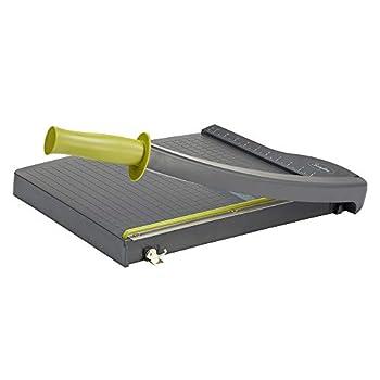 Swingline Paper Cutter Guillotine Trimmer 12  Cut Length 10 Sheet Capacity ClassicCut Lite  9312