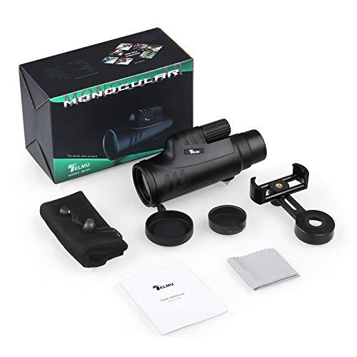 TELMU Telescopio Monocular 10X42